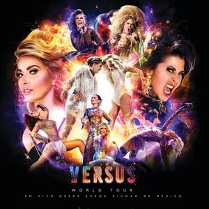 Versus World Tour (En Vivo Desde Arena Ciudad De México) album