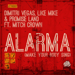 Alarma (Make Your Body Sing) [feat. Mitch Crown]