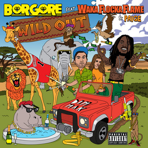 Wild Out cover art