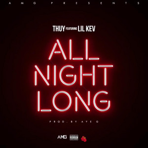 All Night Long cover art