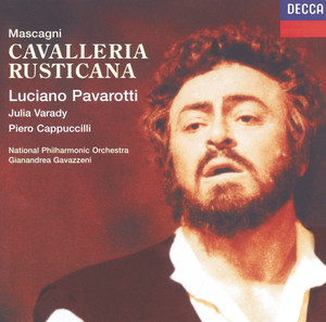 Cavalleria rusticana: Intermezzo by Pietro Mascagni, National Philharmonic Orchestra, Gianandrea Gavazzeni, Giuseppe Patanè