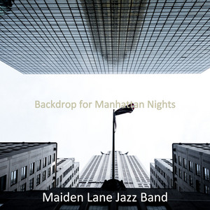Background for SoHo Coffee Shops by Maiden Lane Jazz Band