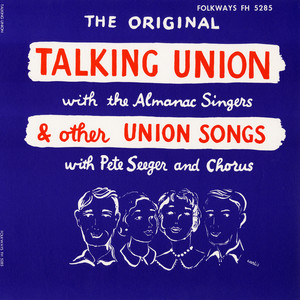 Talking Union and Other Union Songs album
