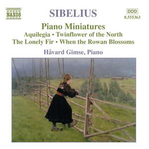 13 Pieces, Op. 76: No. 3 Carillon by Jean Sibelius, Håvard Gimse