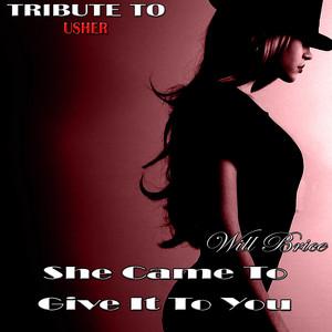 Usher Ft Nicki Minaj – She Came To Give It To You (Studio Acapella)