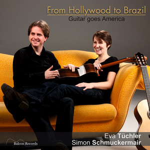 From Hollywood to Brazil - Guitar goes America