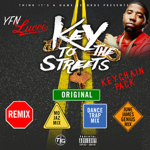 Key to the Streets (Keychain Pack)