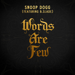 Words Are Few (feat. B Slade)