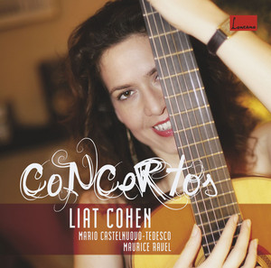 Castelnuovo-Tedesco : concerto pour guitare et orchestre en ré Maj op. 99 - I Allegretto
