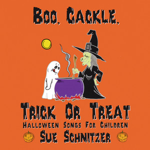 Boo, Cackle, Trick or Treat