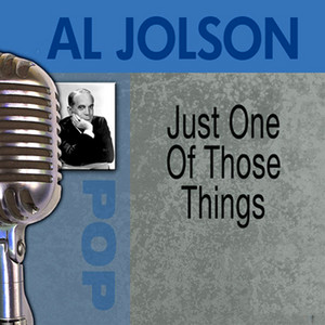 Just One of Those Things album