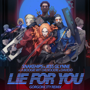Lie for You (feat. A Boogie Wit Da Hoodie & Davido) [Gorgon City Remix]