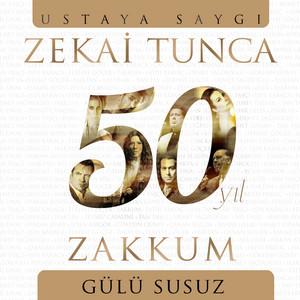 Gülü Susuz - Zekai Tunca 50. Yıl Ustaya Saygı cover art