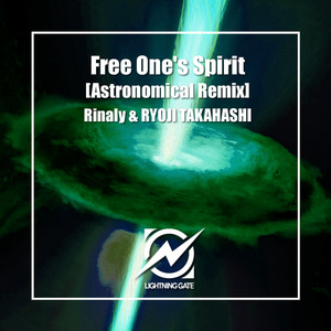 Free One's Spirit (Astronomical (JAPAN) Remix) cover art