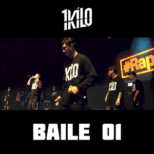 Baile 01 by 1Kilo, Pablo Martins, Knust, Pele, DoisP, Chris MC, Mz, Xamã, Baviera, Funkeiro