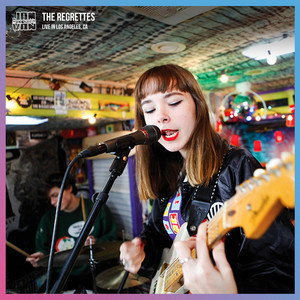 Jam in the Van - The Regrettes (Live Session, Los Angeles, CA, 2017)