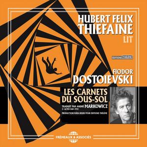 Fiodor Dostoievski : Les Carnets du sous-sol Audiobook