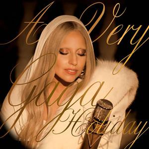 A Very Gaga Holiday cover art