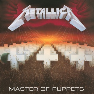 Metallica – Master Of Puppets (Studio Acapella)