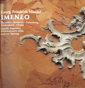 Imeneo, HWV 41, Act III: Scorgesti, che Rosmene cover art