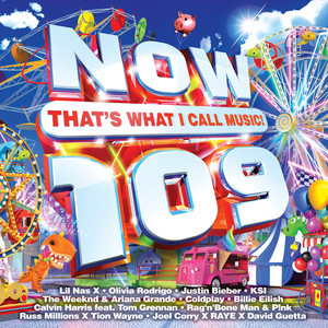 NOW That's What I Call Music! 109