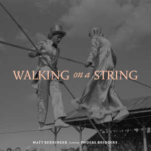 Walking on a String