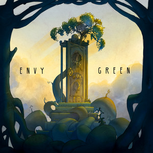 Envy Green - The Arcadian Wild