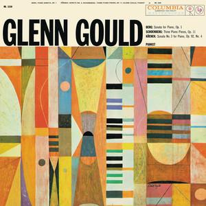 Piano Sonata No. 1 - Mässig bewegt - Stereo Version by Alban Berg, Glenn Gould