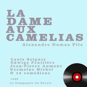 La dame aux camélias Audiobook