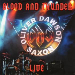 Blood & Thunder (Live) album