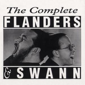Twice Shy by Flanders & Swann