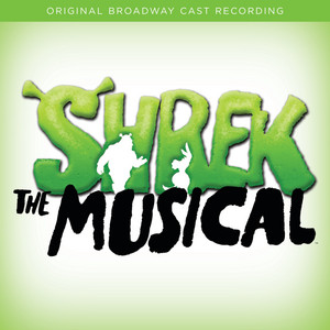 Shrek The Musical album