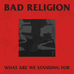 What Are We Standing For by Bad Religion