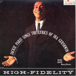 Jackie Paris Sings The Lyrics Of Ira Gershwin album