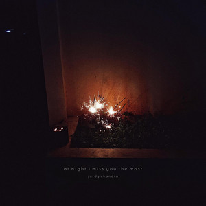 At Night I Miss You the Most cover art
