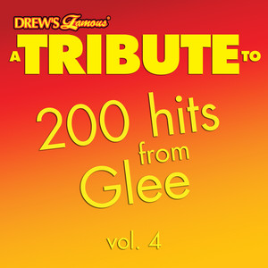 A Tribute to 200 Hits from Glee, Vol. 4 album