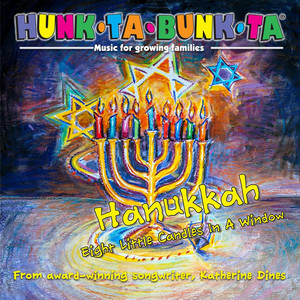 Eight Little Candles in a Window (Hanukkah Song)