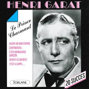 GARAT Henri