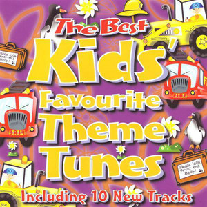 The Best Kids' Favourite Theme Tunes album