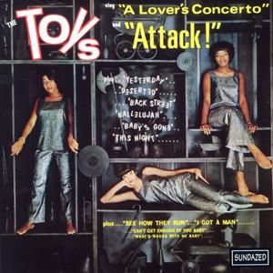 A Lover's Concerto cover art