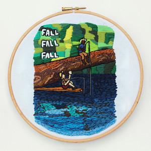 Fall, Fall, Fall cover art