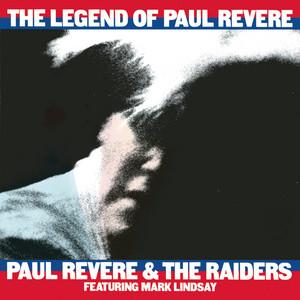 The Legend Of Paul Revere album