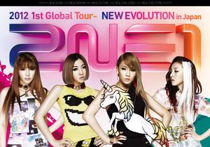 FOLLOW ME - 2012 NEW EVOLUTION in Japan ver.