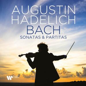 Bach, JS: Violin Partita No. 2 in D Minor, BWV 100... cover art