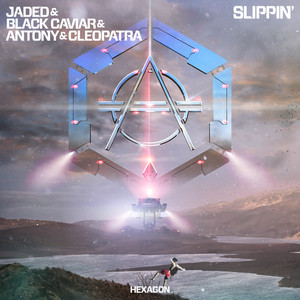 Slippin' cover art