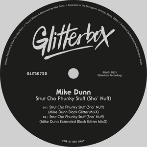 Mike Dunn - Strut Cho Phunky Stuff (Sho´ Nuff)