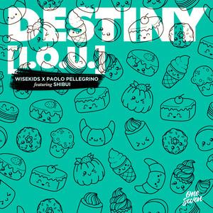 WISEKIDS, Paolo Pellegrino Feat. Shibui - DESTINY (I.O.U)
