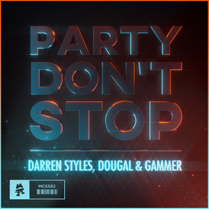 Party Don't Stop cover art
