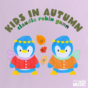 Kids In Autumn