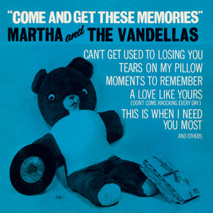 Martha And The Vandellas – Come And Get These Memories (Studio Acapella)